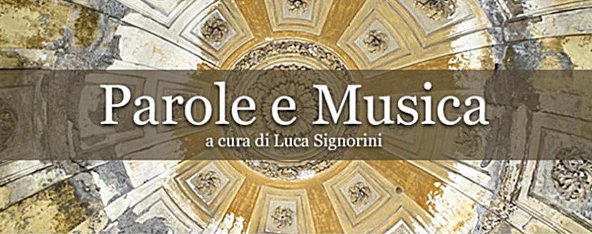 """""""Parole e Musica"""", incontro culturale e musicale alla Fondazione Real Sito Carditello"""