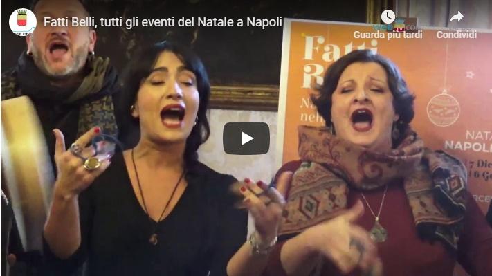 Fatti Belli, tutti gli eventi del Natale a Napoli