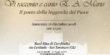"""""""Vi racconto e canto E. A. Mario"""", Concerto-Evento sabato domenica 16 dicembre della Toni Cosenza Ensemble al Real Sito di Carditello"""