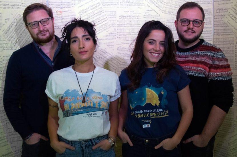 Valorizzare la canzone napoletana: un cd e una linea di prodotti ad opera di Napulitanata