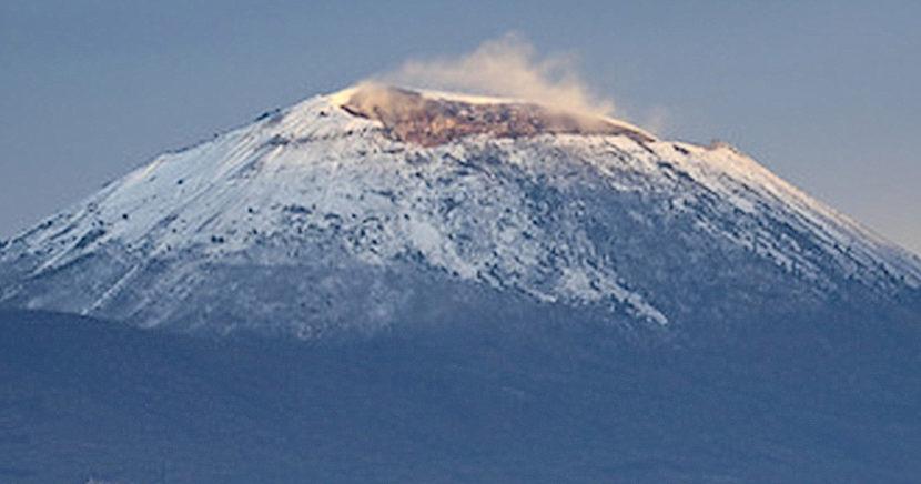 Vesuvio, prossima la riapertura della strada del Gran Cono