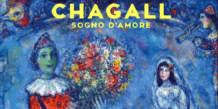 """""""Chagall. Sogno d'amore"""" – Prorogata la mostra alla Chiesa di Pietrasanta fino all'8 settembre"""