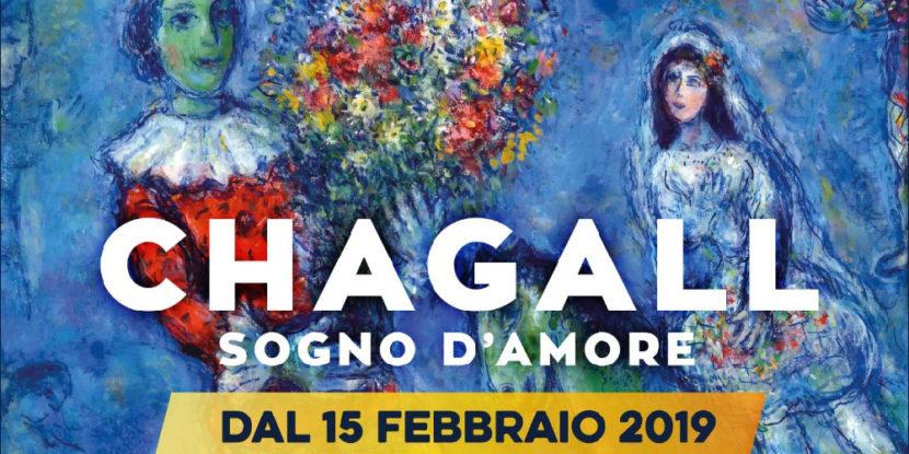 """""""Chagall – Sogno d'amore"""", mostra sul celebre pittore Russo alla Chiesa di PIetrasanta"""