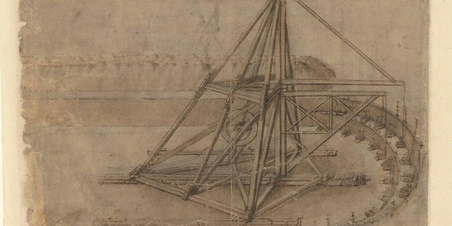 """""""Leonardo e il Rinascimento nei Codici Napoletani"""" – Mostra alla Biblioteca Nazionale di Napoli"""