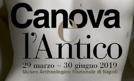 """""""Canova e l'Antico"""", la grande mostra a Napoli da giovedì 28 marzo al 30 giugno 2019"""