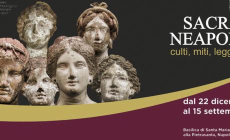 """""""Sacra Neapolis: Culti, Miti e Leggende"""" in mostra al Lapis Museum"""