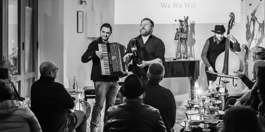 """Napulitanata – Traditional Music concerts"", prossimi concerti da mercoledì 17 a martedì 30 aprile 2019"