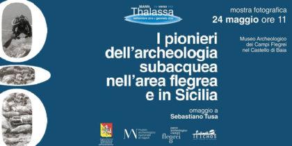 """""""I pionieri dell'archeologia subacquea nell'area Flegrea ed in Sicilia"""" – Omaggio a Sebastiano Tusa"""