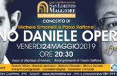 Pino Daniele Opera - Concerto al Complesso San Lorenzo Maggiore venerdì 24 maggio