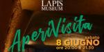 Lapis Museum – Aperivisita Serale Sabato 8 giugno
