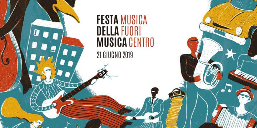 """È """"Musica Fuori Centro"""" – La Festa della Musica 2019"""