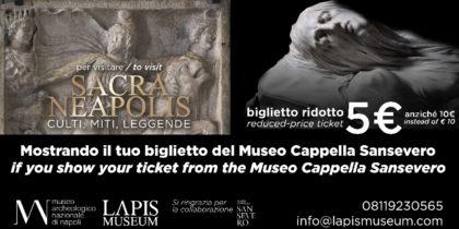 Lapis Museum e Cappella Sansevero – Biglietto speciale alla scoperta di Miti e Leggende