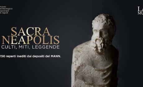 """Sacra Neapolis – Culti, Miti, Leggende"", mostra prorogata fino al 23 febbraio 2020 al Lapis Museum"