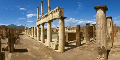 #IoVadoAlMuseo: 20 giorni di ingresso gratis a Pompei nel 2019
