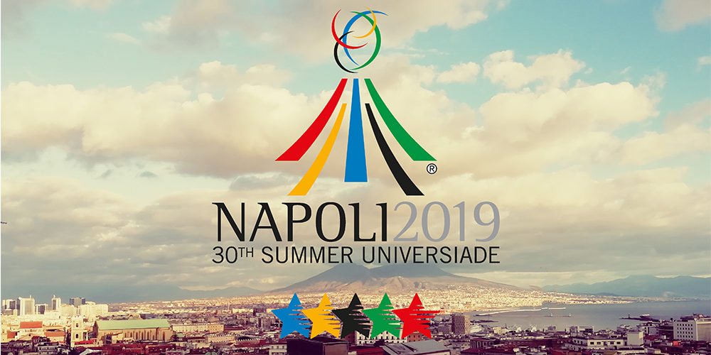 30th Summer Universiade – Napoli 2019, il programma completo