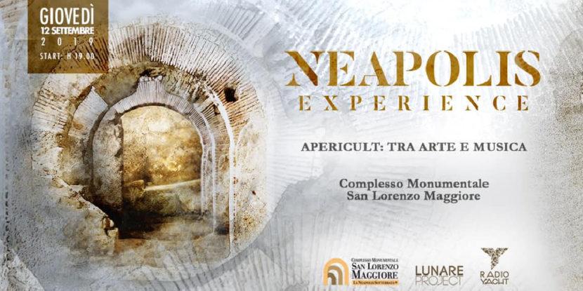 Domenica 20 ottobre, Neapolis Experience – Apericult: Arte, Musica e Storia al Complesso San Lorenzo Maggiore