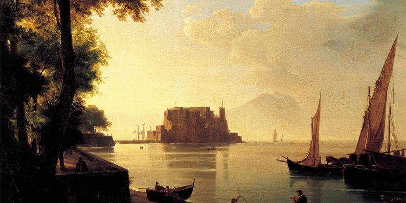 """""""La scuola di Posillipo – La luce di Napoli che conquistò il mondo"""" – Mostra al Maschio Angioino"""