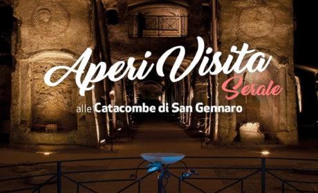 Catacombe San Gennaro – AperiVisita serale dal 7 maggio