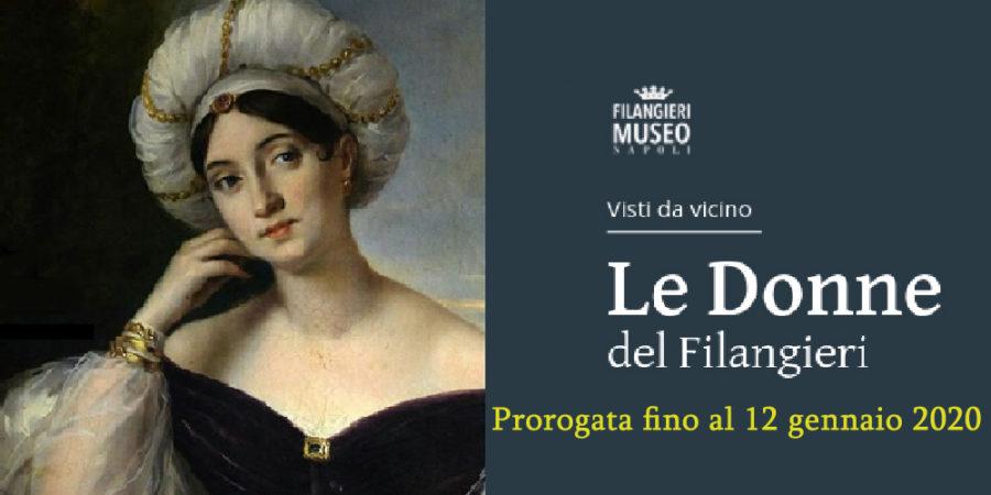 """""""Le Donne del Filangieri"""", prorogata fino al 12 gennaio la mostra al Museo Filangieri"""
