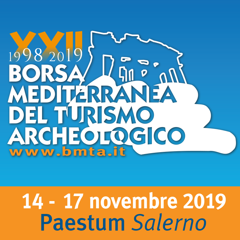 XXII Borsa Mediterranea del Turismo Archeologico – dal 14 al 17 novembre