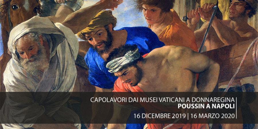 """""""Poussin a Napoli"""" – Capolavori dai Musei Vaticani a Donnaregina dal 16 dicembre 2019"""