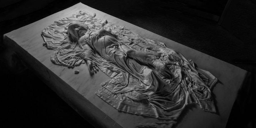 """Catacombe di Napoli, """"Figlio Velato"""" di Jago – Mostra permanente fino al 31 dicembre 2020"""