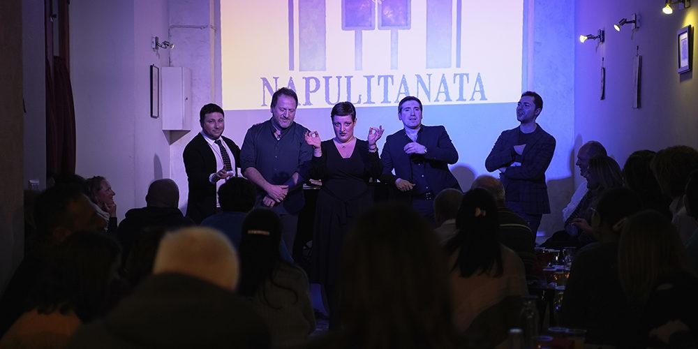 """Napulitanata – Traditional Music Concerts"", da mercoledì 19 a sabato 22 febbraio"