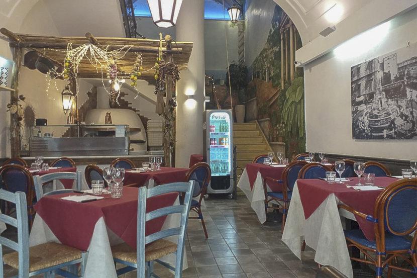 Taverna Medina – 'O Scugnizzo