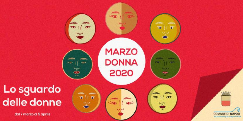 """""""Marzo Donna 2020 – Lo sguardo delle donne"""", rassegna dal 7 marzo al 5 aprile"""