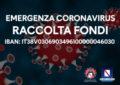 Coronavirus, Raccolta Fondi per l'emergenza: Ecco il conto corrente