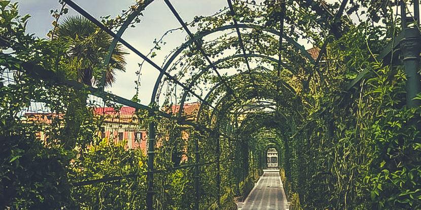 Riapertura parchi archeologici e giardini storici della Campania