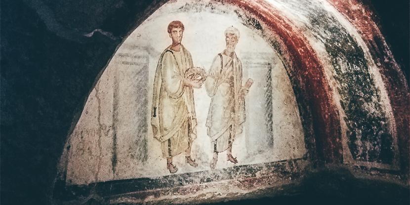 Riapertura Catacombe San Gennaro