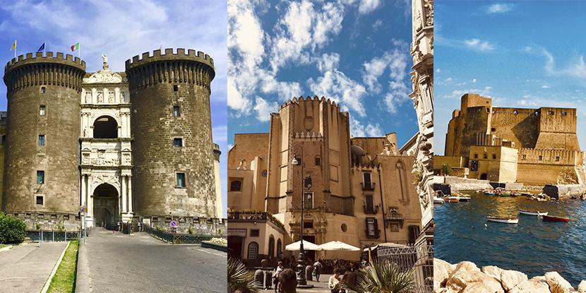 41esima edizione Estate a Napoli 2020 – Mostre nei luoghi simbolo di Napoli