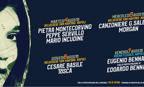 41esima edizione Estate a Napoli 2020 – Festival e concerti