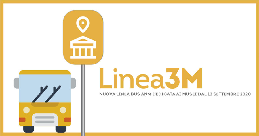 Linea 3M – Un nuovo minibus per 3 musei