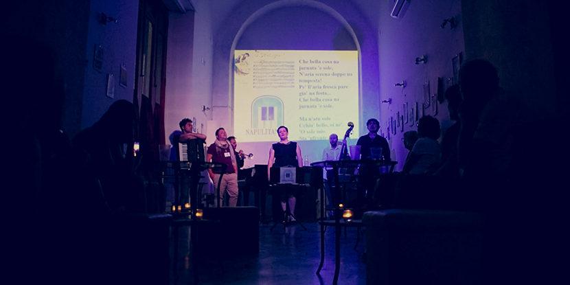 Napulitanata – Traditional Music Concerts | Ottobre live!
