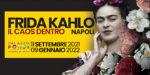 """Frida Kahlo – Il caos dentro"", mostra a Palazzo Fondi"