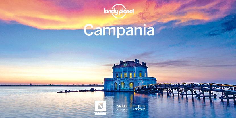 Lonely Planet, la prima guida dedicata alla Campania