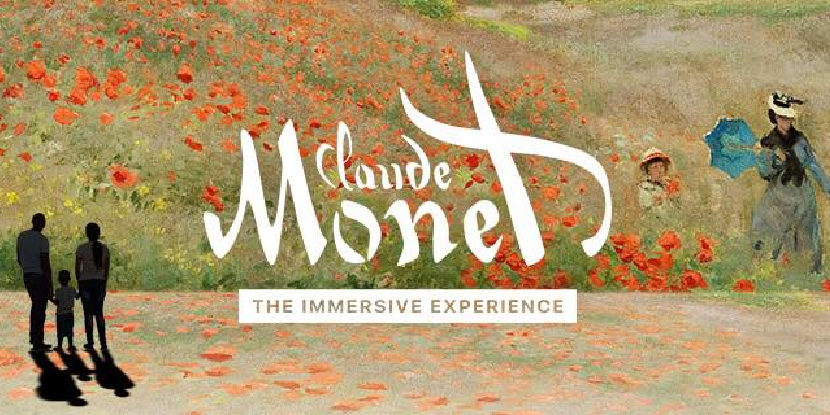 Claude Monet: The Immersive Experience
