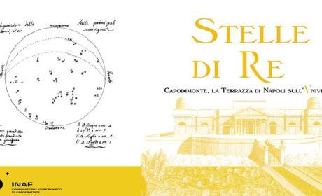 Capodimonte – Stelle di Re, la terrazza di Napoli sull'Universo