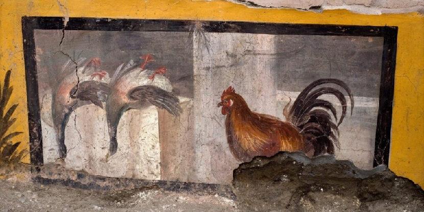 Pompei – Visite ai cantieri della casa di Orione e del giardino